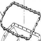 GASKET SET  OIL PAN